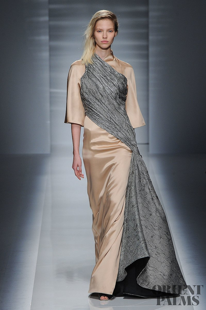 Vionnet Fall-winter 2014-2015 - Couture - 1