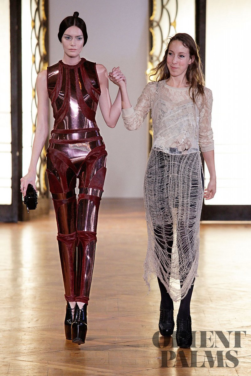 Iris Van Herpen Herbst/Winter 2012-2013 - Couture - 1