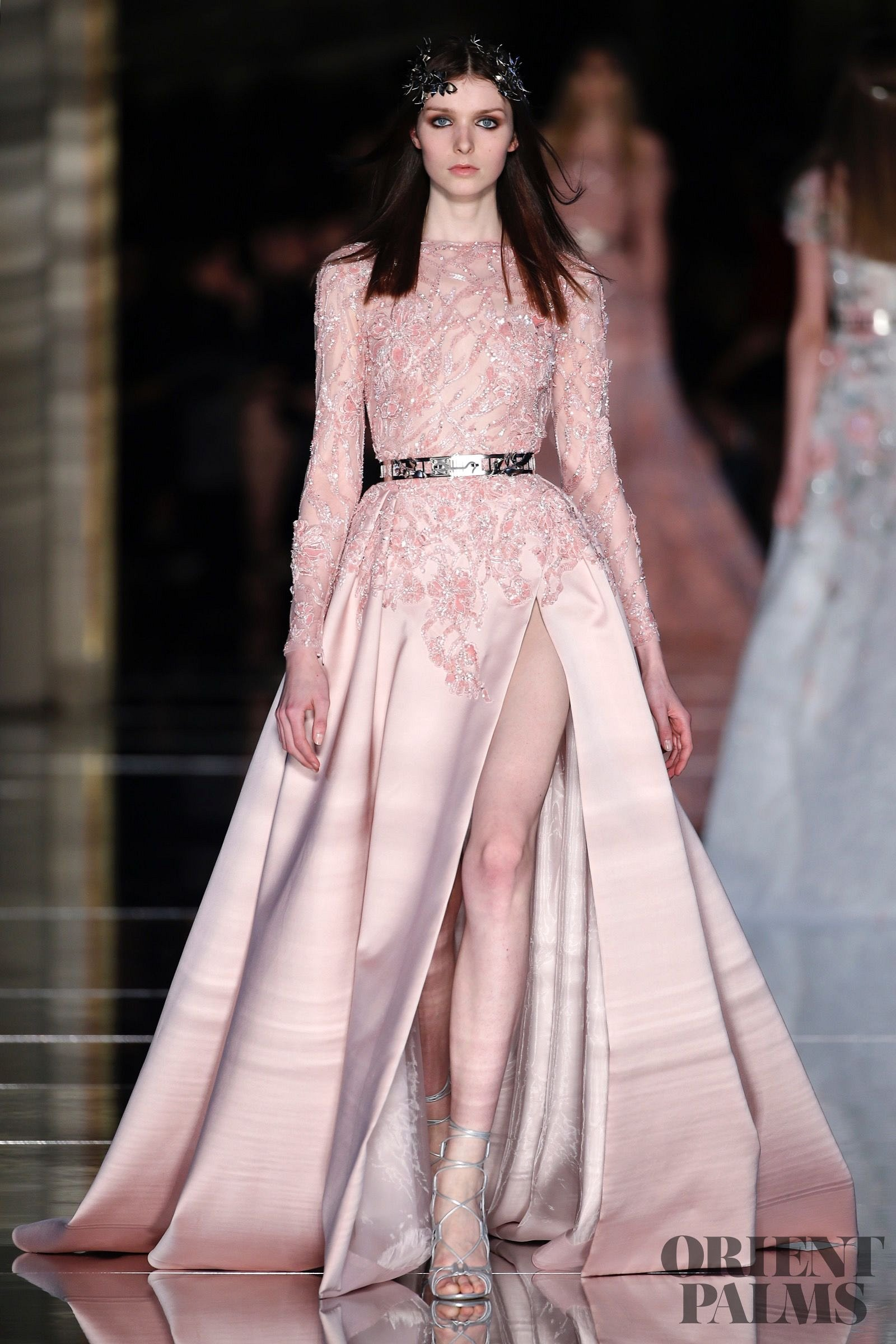 Zuhair murad amour en cage s s 2016 official pictures for Fashion couture
