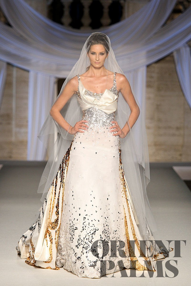 Abed Mahfouz Herbst/Winter 2008-2009 - Couture - 1
