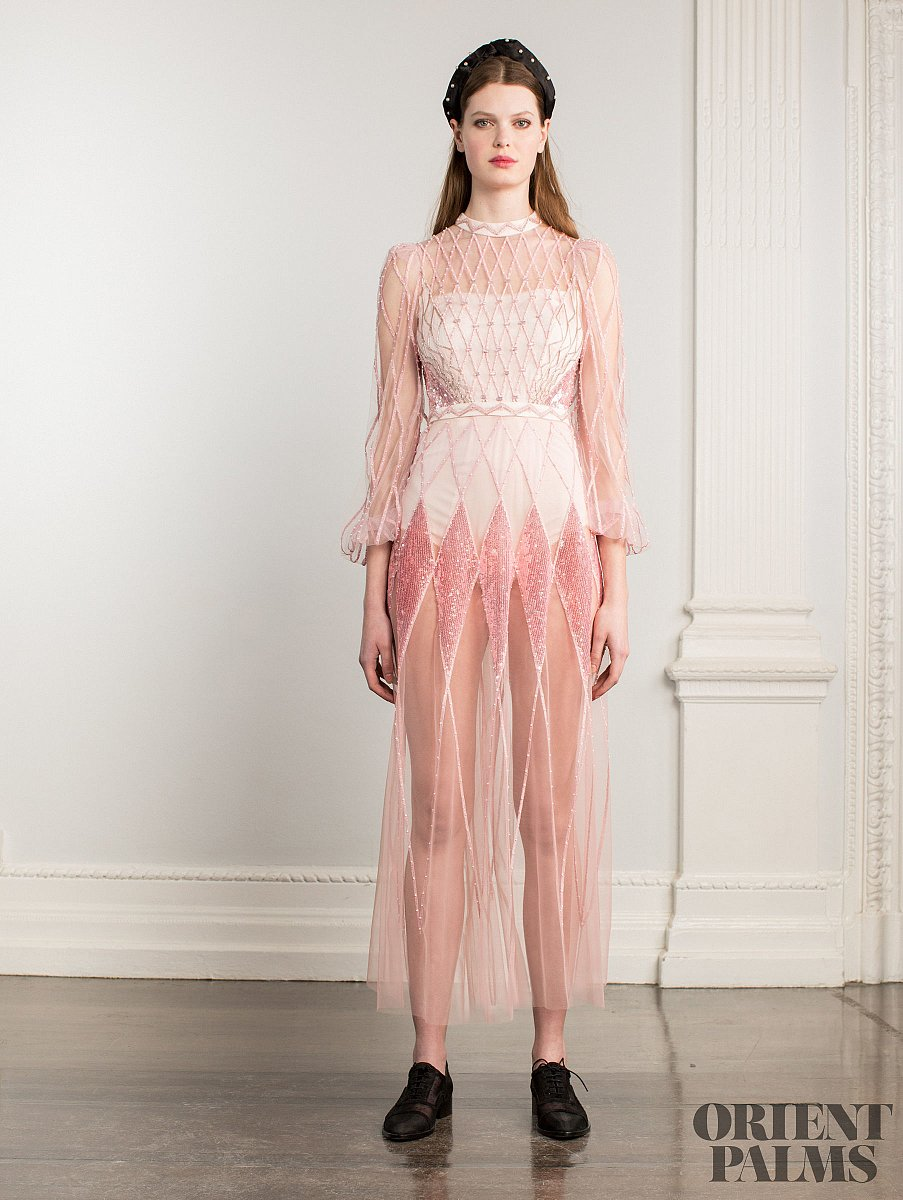 Temperley London Höst/Vinter 2020-2021 - Prêt-à-porter - 1