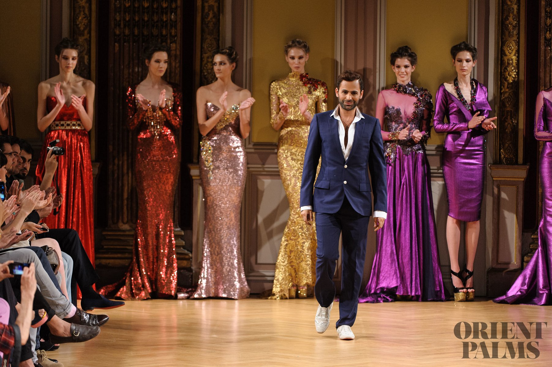 Tony Yaacoub Herbst/Winter 2013-2014 - Couture - 1