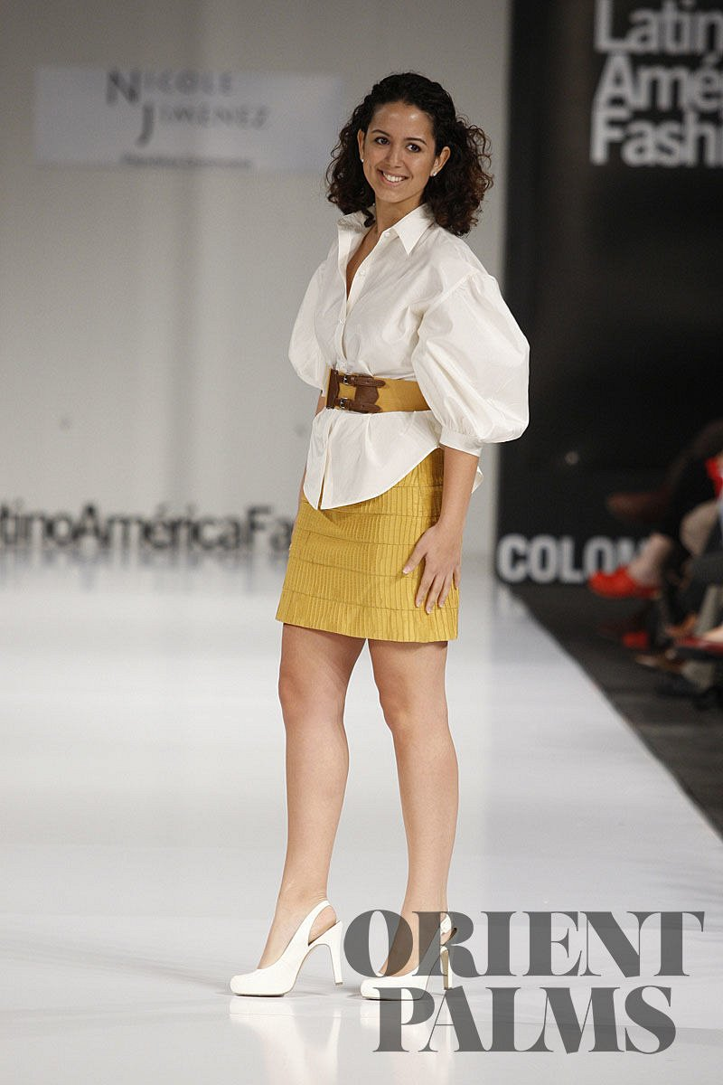 Nicole Jiménez Spring-summer 2010 - Ready-to-Wear - 1
