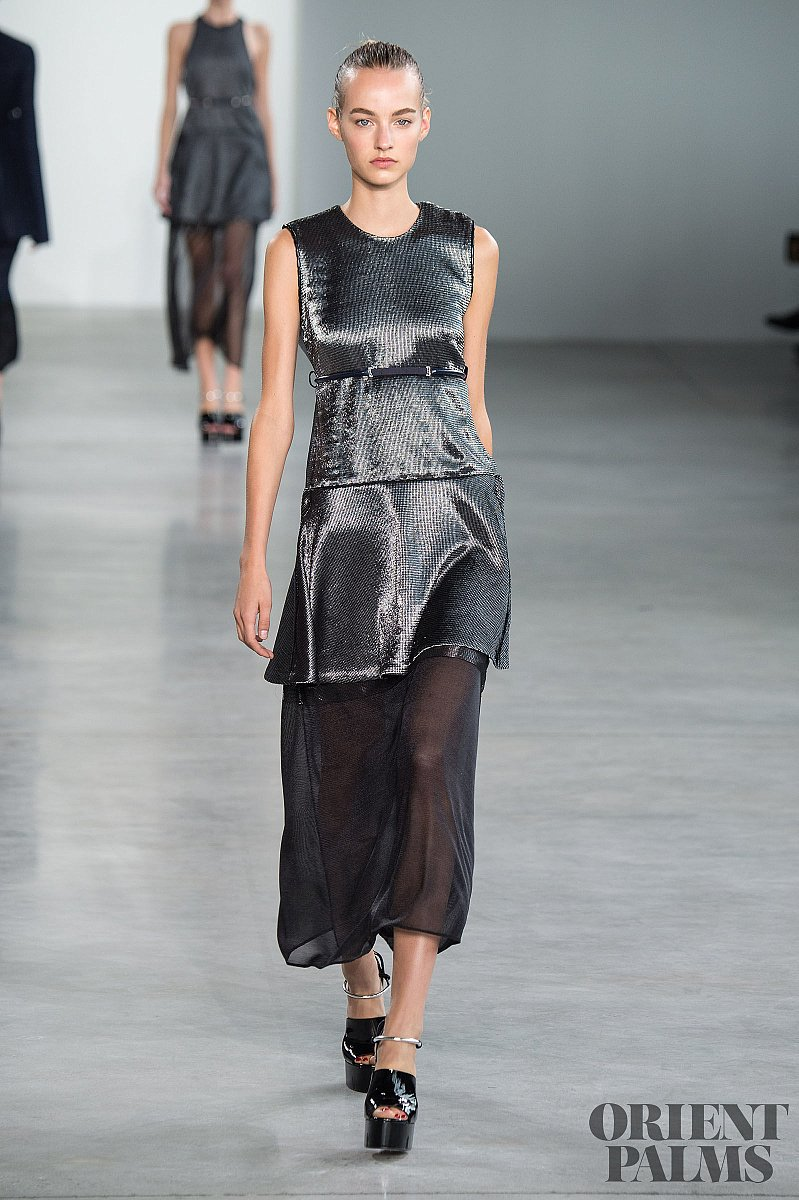 Calvin Klein Spring-summer 2015 - Ready-to-Wear - 1