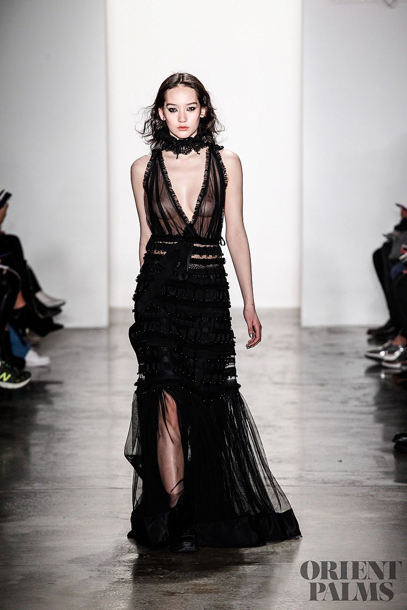 Adam Selman Fall-winter 2016-2017 - Ready-to-Wear - 1