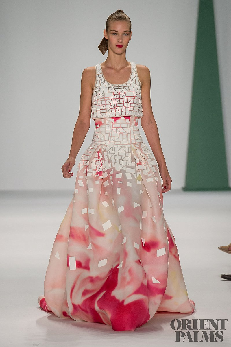 Carolina Herrera Spring-summer 2015 - Ready-to-Wear - 1