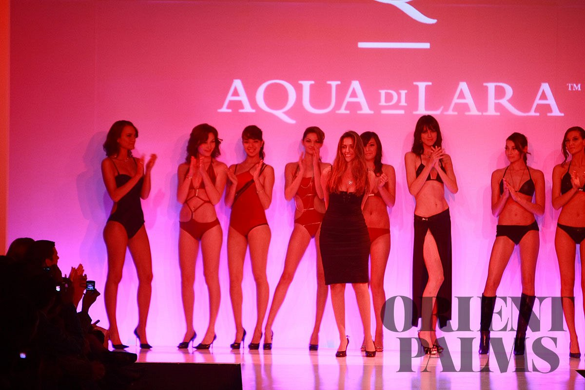 Aqua di Lara L'Oréal Fashion Week, Ά/Κ 2008 - Υψηλή ραπτική - 2