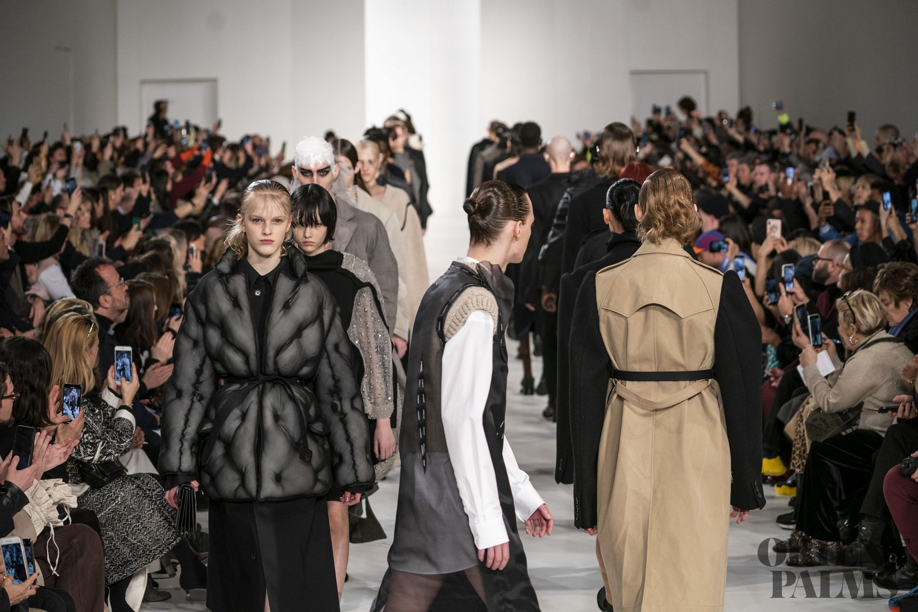 Maison Margiela Herfst/Winter 2019-2020 - Confectie - 1