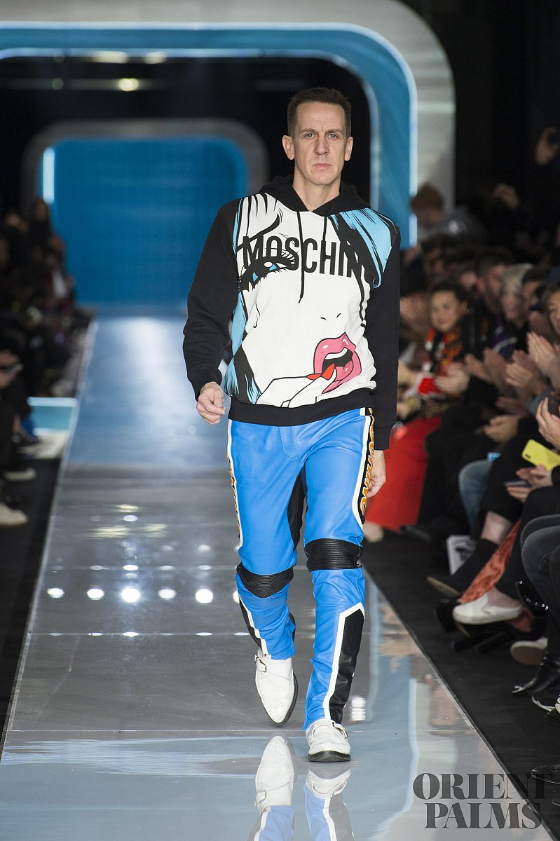 Moschino Herfst/Winter 2018-2019 - Confectie - 1
