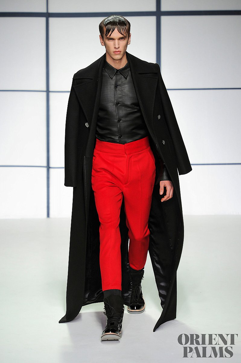 Xander Zhou Fall-winter 2013-2014 - Menswear - 1