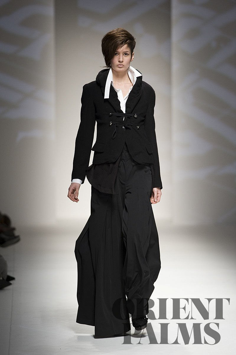 Marithé and François Girbaud Fall-winter 2008-2009 - Ready-to-Wear - 1
