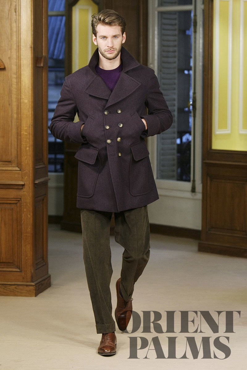 Arnys Fall-winter 2010-2011 - Menswear - 2