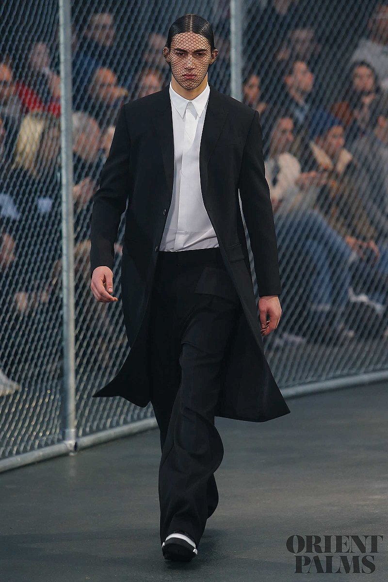 Givenchy Automne-hiver 2014-2015 - Hommes - 1