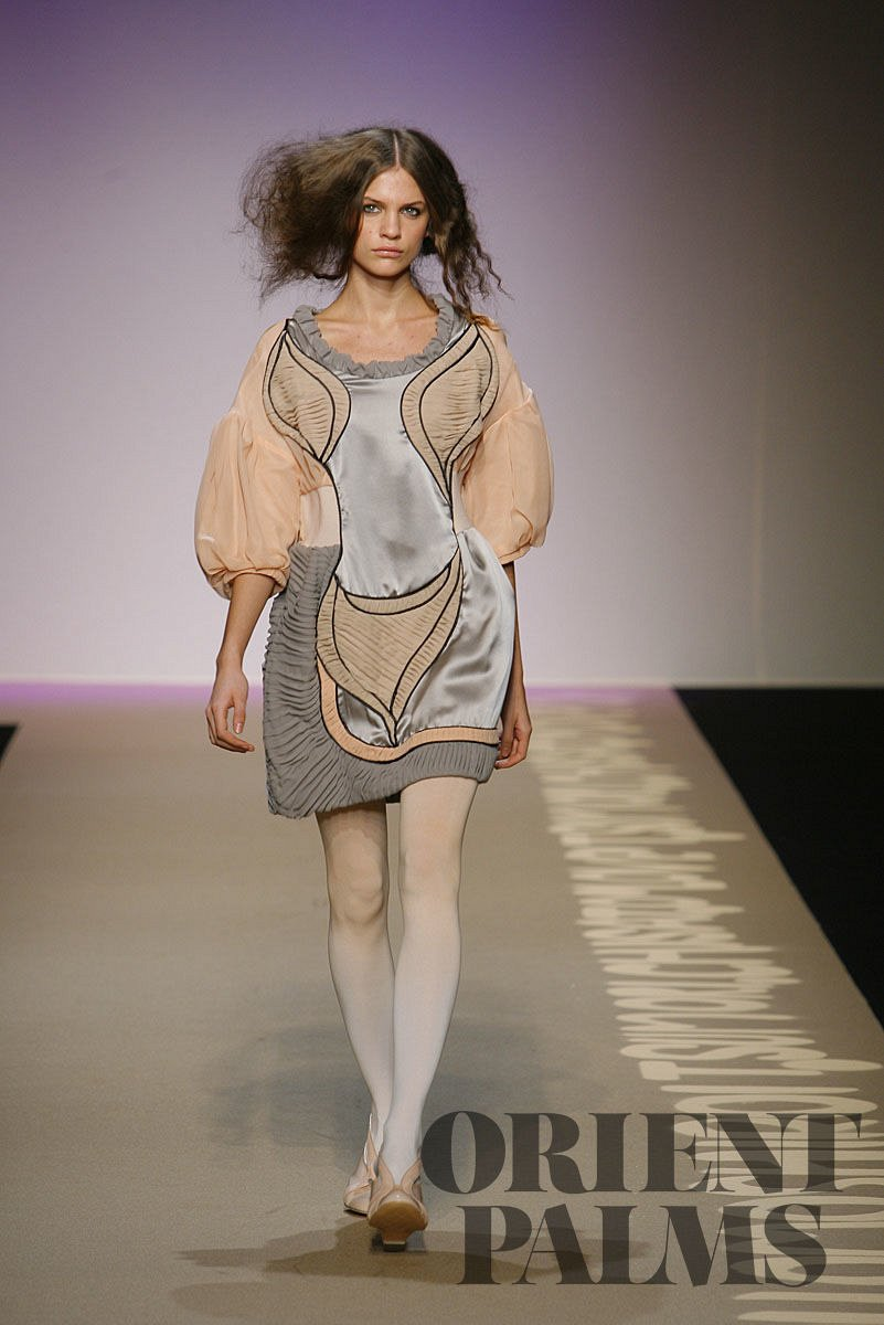 Tsumori Chisato Fall-winter 2008-2009 - Ready-to-Wear - 1