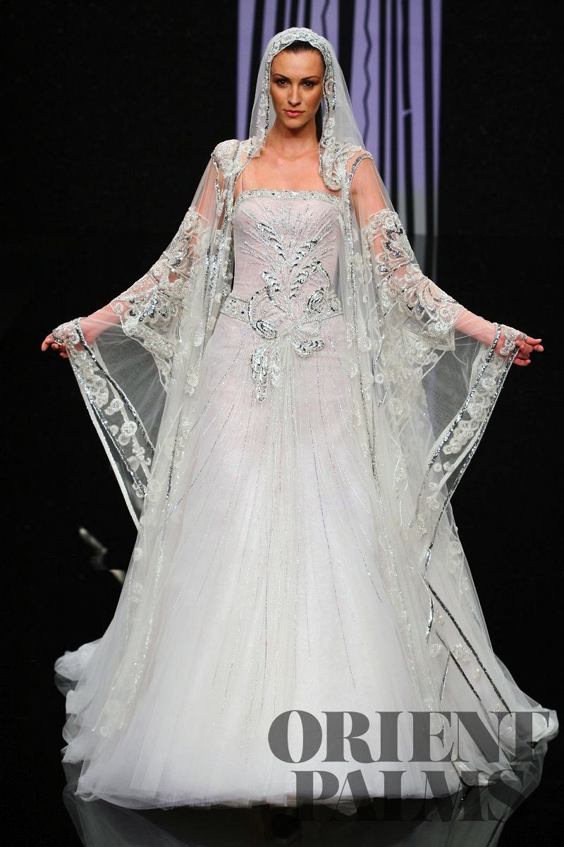 Abed Mahfouz Fall-winter 2007-2008 - Couture - 1