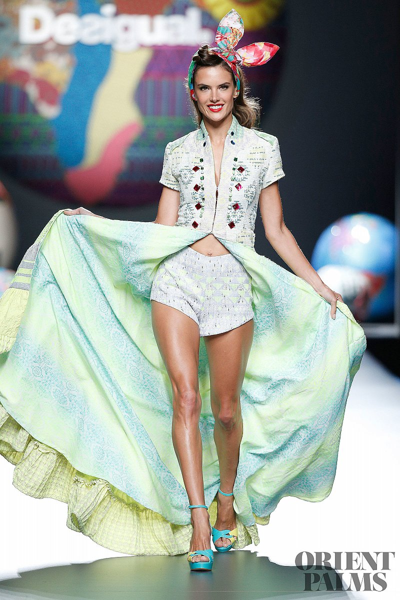 Desigual Spring-summer 2015 - Ready-to-Wear - 1