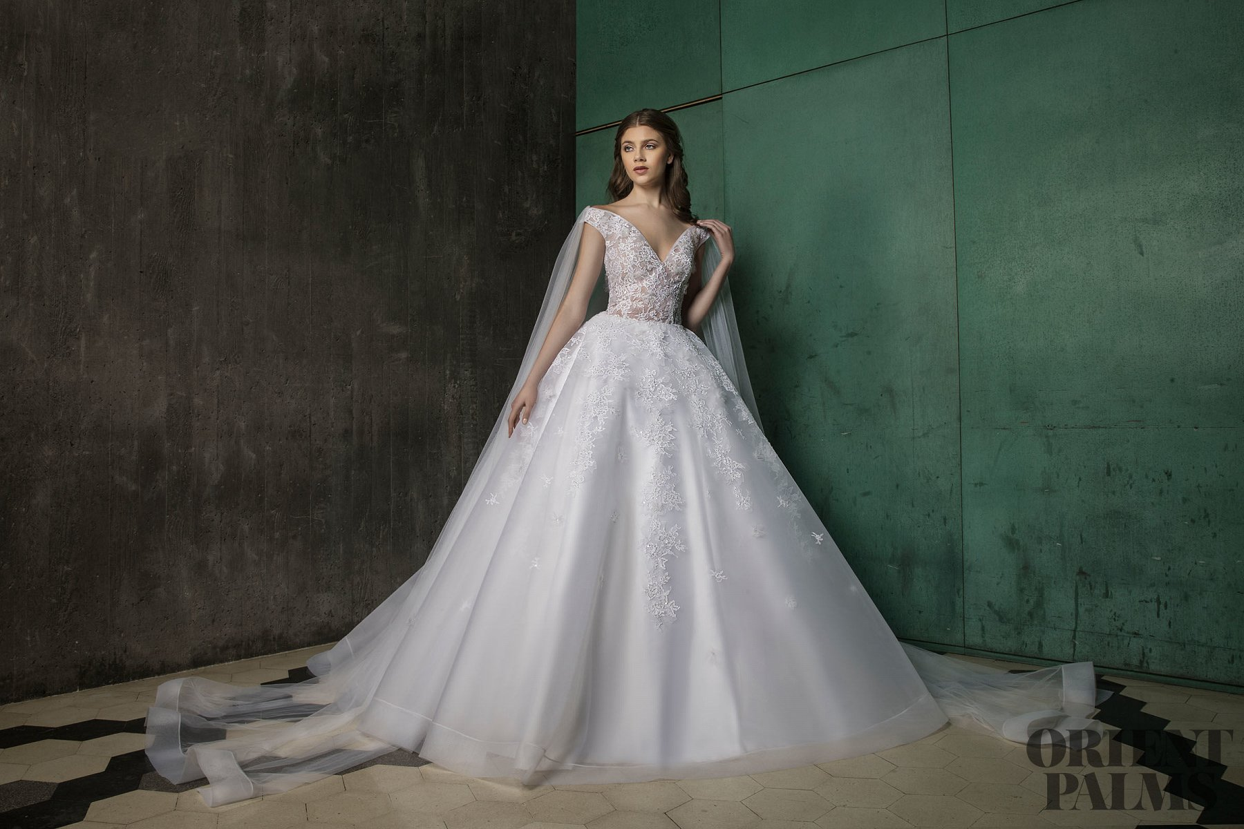 "Chrystelle Atallah ""Muse"", 2019 collection - Bridal - 12"