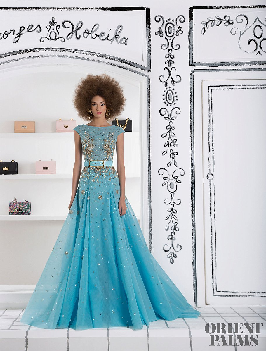 Georges Hobeika Spring-summer 2019 - Ready-to-Wear - 1