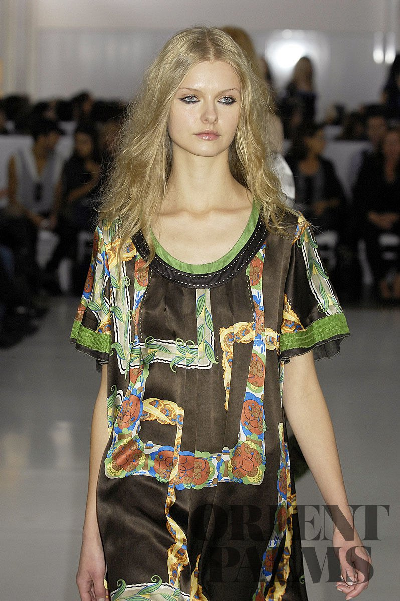 Atsuro Tayama Spring-summer 2008 - Ready-to-Wear - 2
