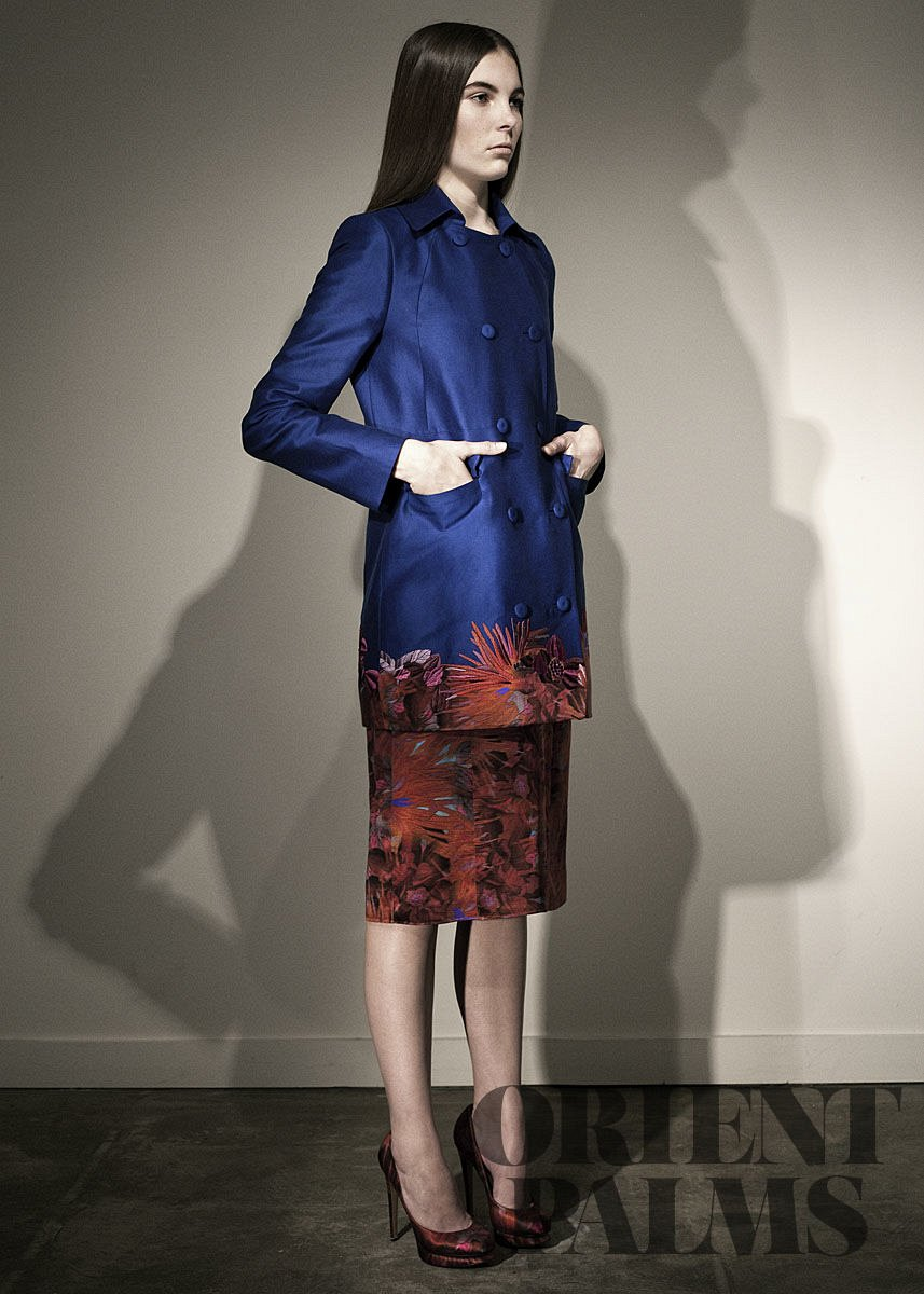 Erdem automne 2011 pr collection pr t porter for Pre a porter