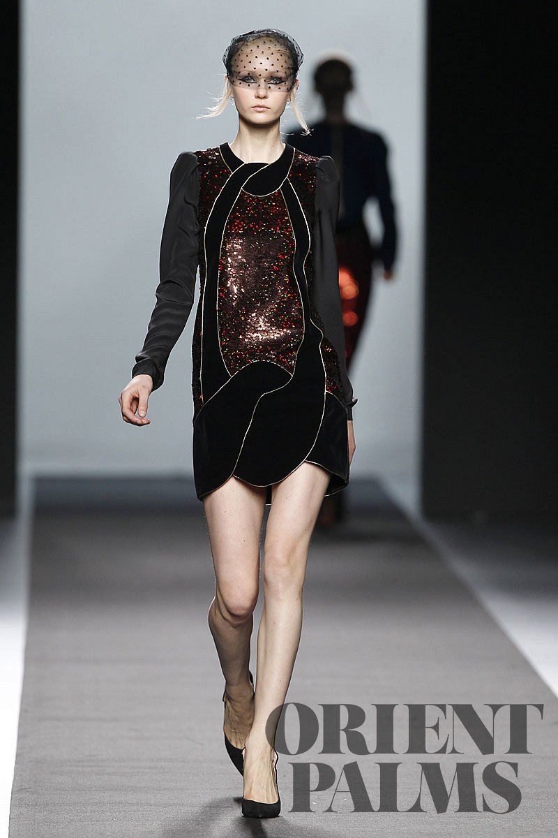 Miguel Palacio Fall-winter 2012-2013 - Ready-to-Wear - 1