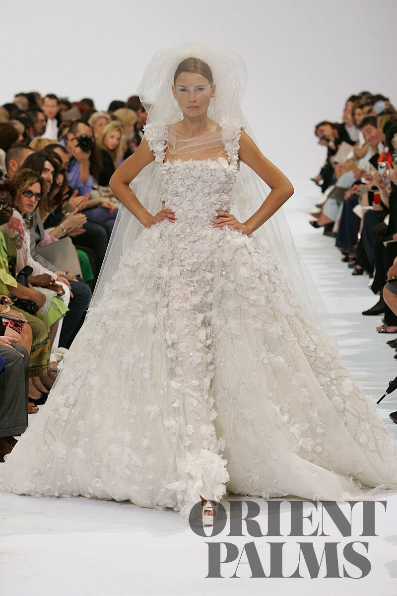 Elie Saab Fall-winter 2009-2010 - Couture - 1