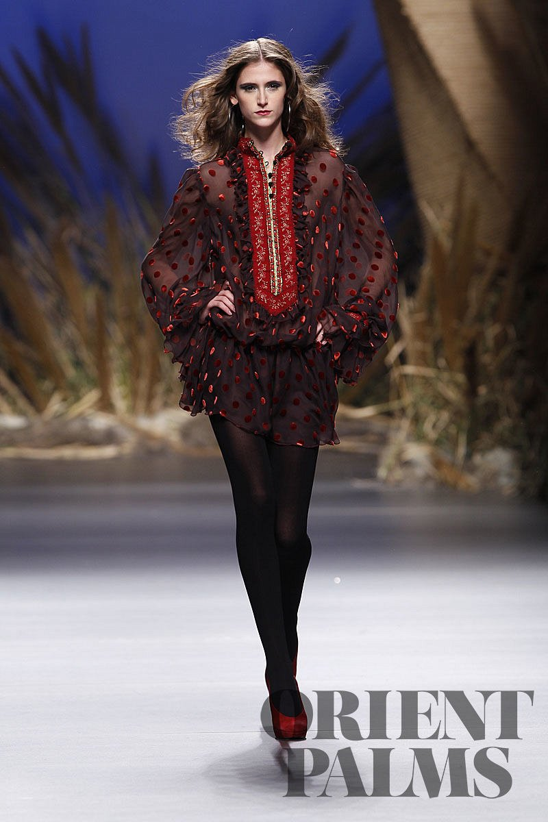 Francis Montesinos Fall-winter 2010-2011