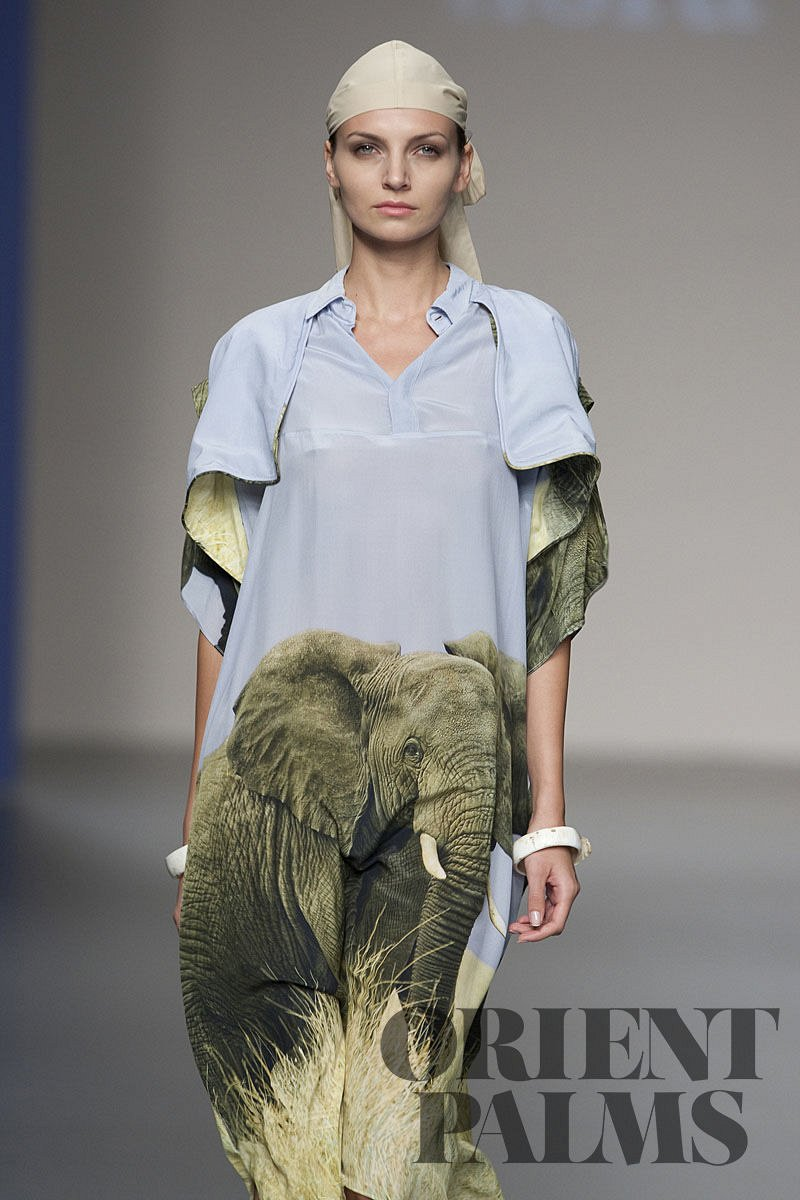 Nora Urkia Spring-summer 2010 - Ready-to-Wear - 1