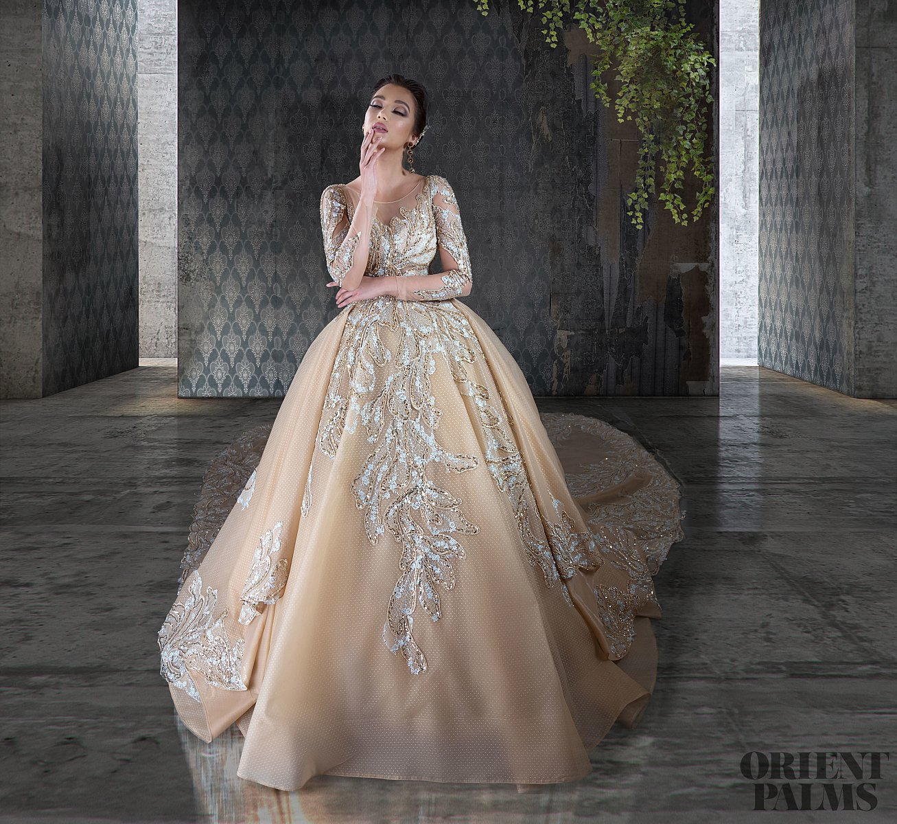Rabih Edris 2018 collection - Bridal - 12