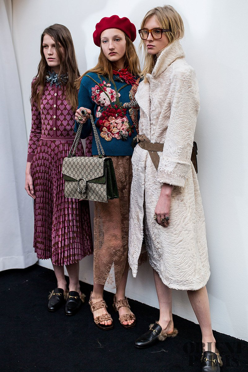 Gucci Fall-winter 2015-2016 - Ready-to-Wear - 1