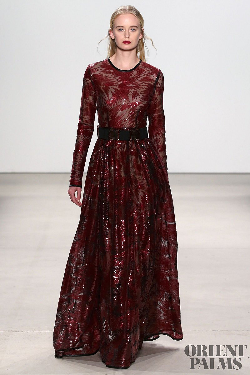 Marcel Ostertag Fall-winter 2016-2017 - Ready-to-Wear - 1