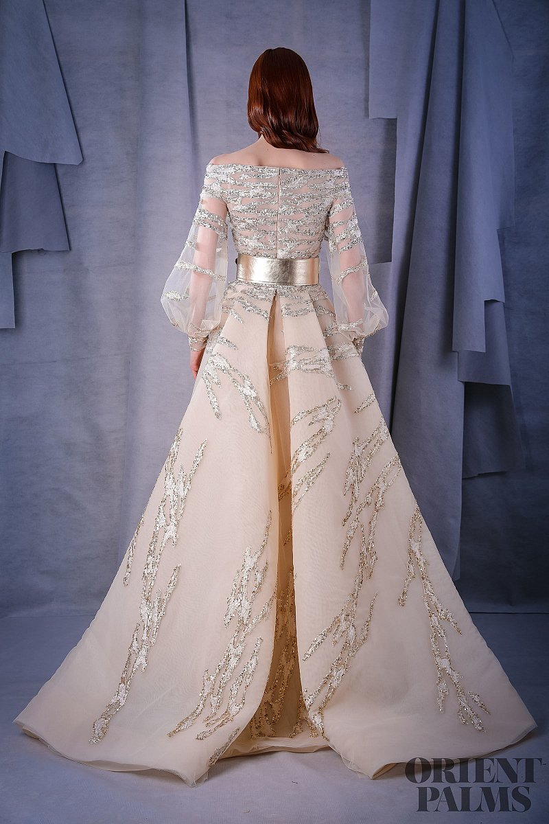 Antonios Couture Primavera-Estate 2019 - Alta moda - 1