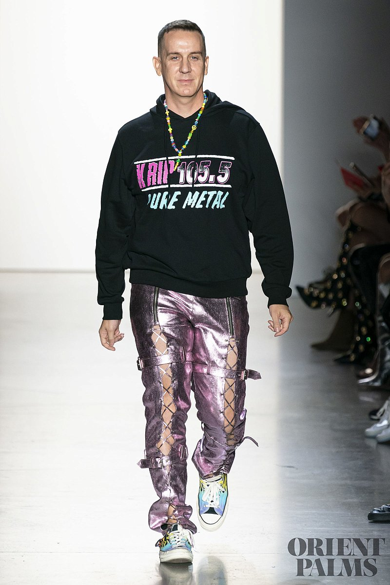 Jeremy Scott Spring-summer 2020 - Ready-to-Wear - 1