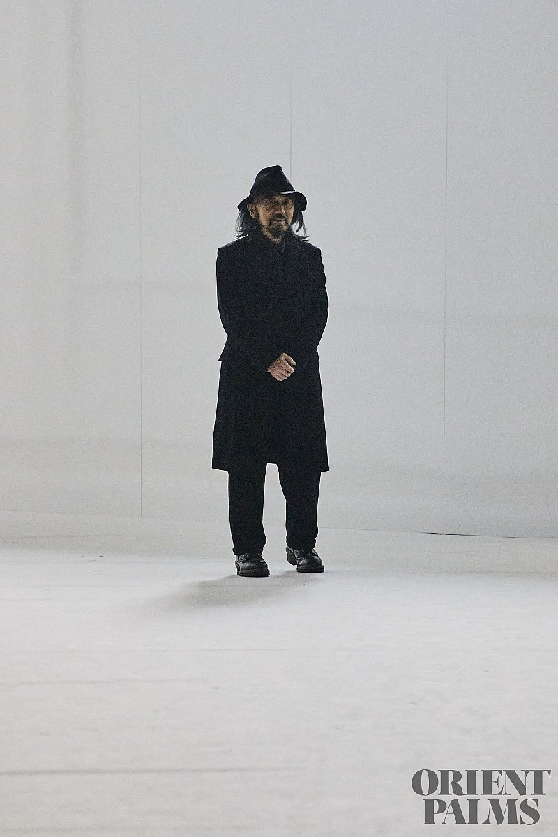 Yohji Yamamoto Fall-winter 2020-2021 - Ready-to-Wear - 1