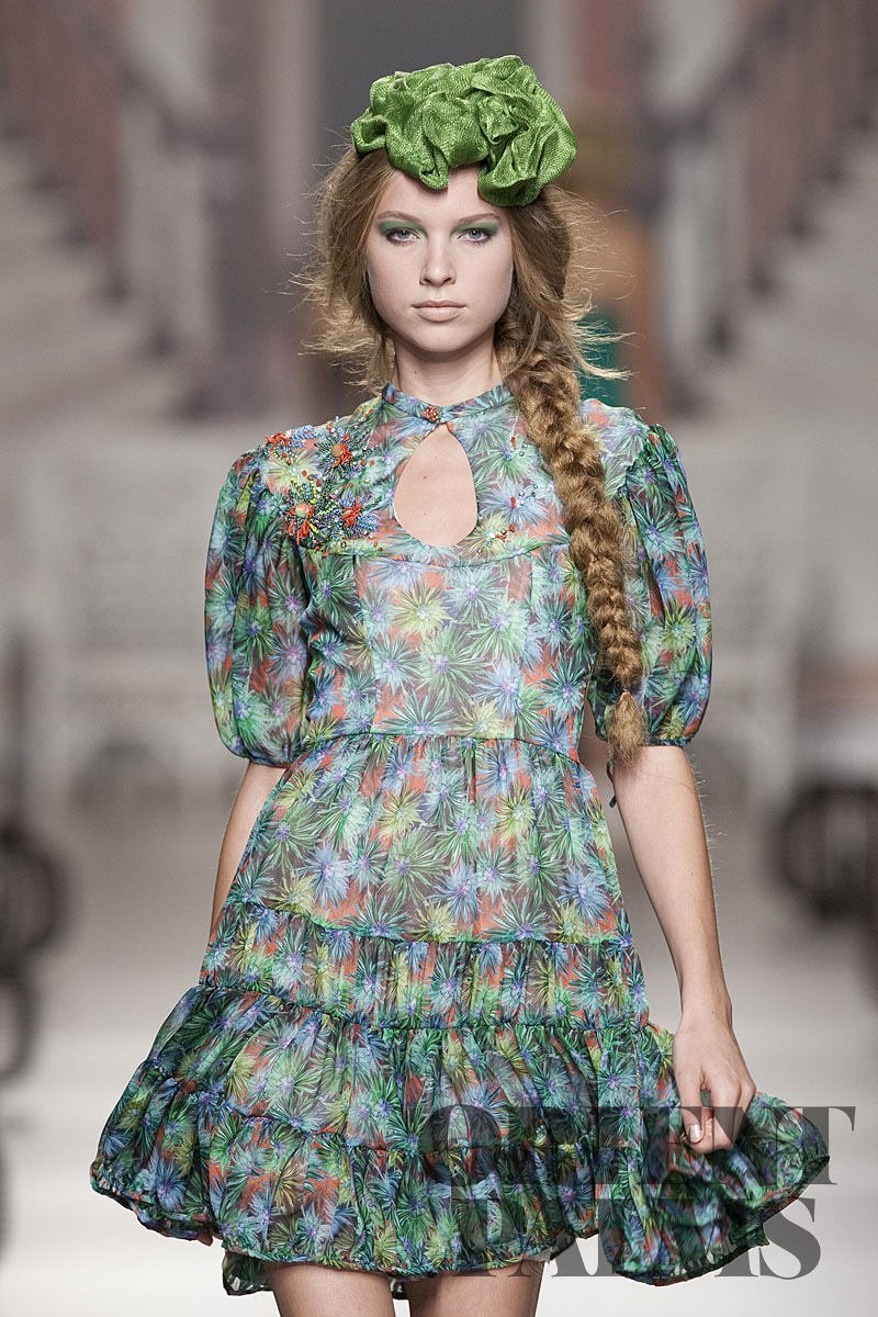 Alma Aguilar Spring-summer 2010 - Ready-to-Wear - 1