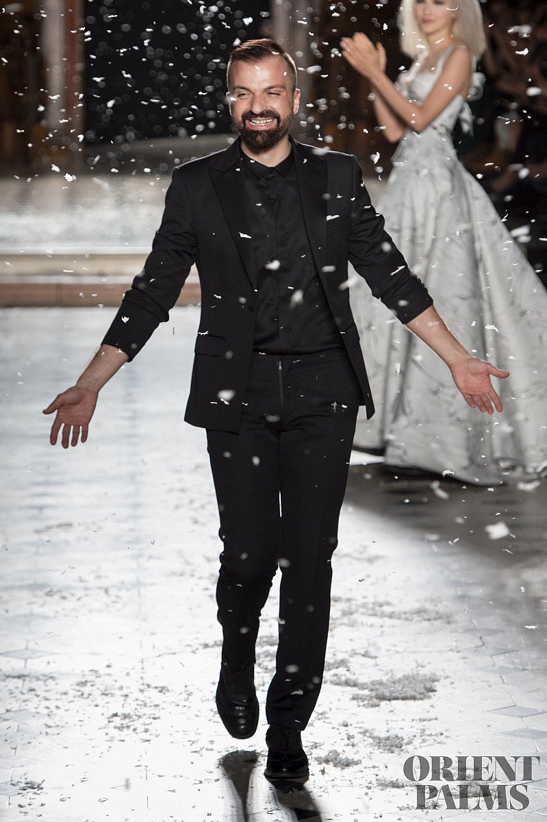 Julien Fournié Fall-winter 2019-2020 - Couture - 1