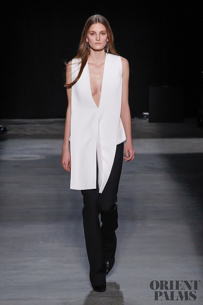 Narciso Rodriguez Herbst/Winter 2016-2017 - Pret-a-porter - 1