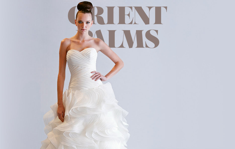 Dennis basso for kleinfeld collection 2013 mariage for Robes de mariage dennis basso